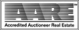 Accredited Auctioneer Real Estate logo