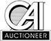 Certified Auctioneer Institute logo